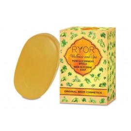 Pivné glycerínové mydlo 100g Ryor