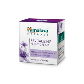 Nočný revitalizačný krém 50ml - Himalaya herbals