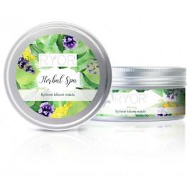 Bylinné telové maslo Herbal Spa 200g Ryor