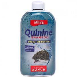Chinín Šampón proti vypadávaniu vlasov 500ml - Milva