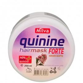 Chinínová maska forte 250ml - Milva
