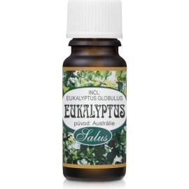 100% Esenciálny olej Eukalyptus 10ml - Saloos