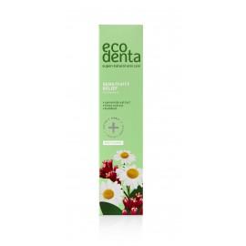 Zubná pasta na citlivé zuby 100g - Ecodenta