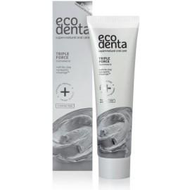Extra zubná pasta s trojitým efektom 100g - Ecodenta