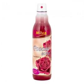 Ružová voda s rozprašovačom 200ml - Milva