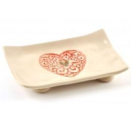 Mydelnička kerabická - Červené srdiečko