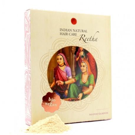 Reetha 200g (no poo šampón) - Indian Natural Hair Care