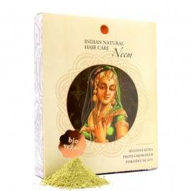 Neem 200g (bylinná kúra proti kožným chorobám) - Indian Natural Hair Care
