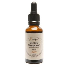 100% RAW Olej zo semien kiwi 30ml - Dr.Feelgood