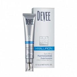 Hyaluron Fluid Očný Lifting s kyselinou hyalúronovou 15ml - Devee