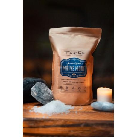 Soľ do kúpela z mŕtveho mora 46% obsah horčíka 1,5Kg - Ťuli a Ťuli