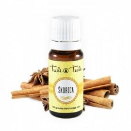 Škorica prírodný esenciálny olej 10ml - Ťuli a Ťuli