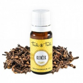 Klinček prírodný esenciálny olej 10ml - Ťuli a Ťuli
