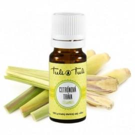 Citrónová tráva prírodný esenciálny olej 10ml - Ťuli a Ťuli