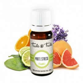 Proti stresu prírodný esenciálny olej 10ml - Ťuli a Ťuli