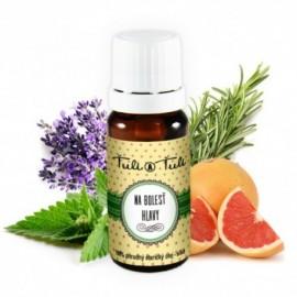 Na bolesť hlavy prírodný esenciálny olej 10ml - Ťuli a Ťuli