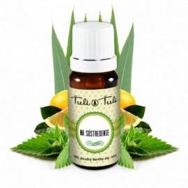 Na sústredenie prírodný esenciálny olej 10ml - Ťuli a Ťuli