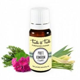 Proti komárom prírodný esenciálny olej 10ml - Ťuli a Ťuli