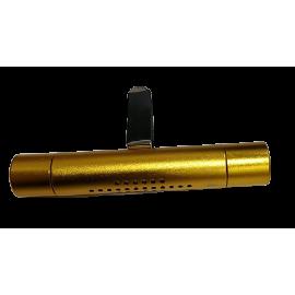 Aroma difúzer do auta nastaviteľný - zlatý - Ťuli a Ťuli