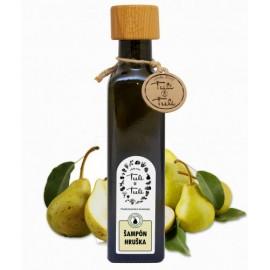 Prírodný šampón Hruška 250ml - Ťuli a Ťuli
