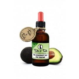 BIO avokádový olej (nielen)pre tehotné 50ml - Ťuli a Ťuli