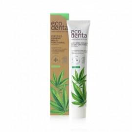 Ecodenta Multifunkčná zubná pasta s konopným olejom 75ml - Ecodenta
