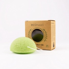 Konjac Hubka Green - Ecohead