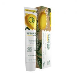 Zubná pasta citrón + mäta 75ml - Nordics