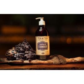 Masážny olej s Ľubovníkovým olejom a levanduľou 500ml - Ťuli a Ťuli
