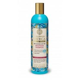 Rakytníkový šampón pre normálné a mastné vlasy 400 ml - Natura Siberica