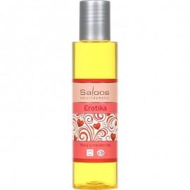 Erotika BIO telový a pleťový masážny olej 50ml - Saloos