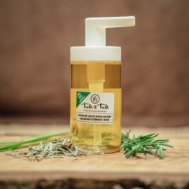 Prírodné tekúté mydlo na ruky rozmarín-citrónová tráva 200ml - Ťuli a Ťuli
