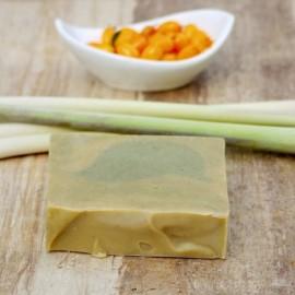 Prírodné mydlo Tea tree & lemongras s rakytníkom - Ponio