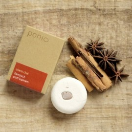 Tuhý šampón (šampúch) Orient chai proti lupinám 60g - Ponio