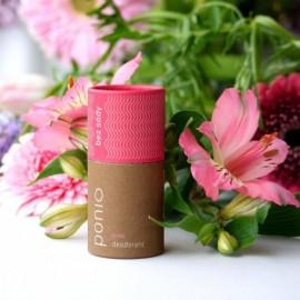 Prírodný deodorant Pink, sodafree 60g - Ponio