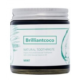Zubná pasta ZERO WASTE 100ml - Brilliant COCO