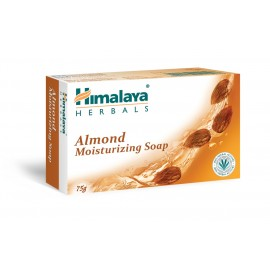 Hydratačné Toaletné mydlo Mandľa 75g - Himalaya herbals